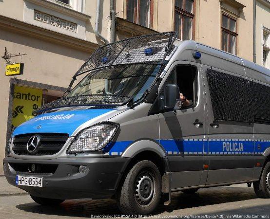 Policja Zamość: Wypadek podczas zbioru dyni