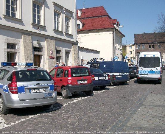Policja Zamość: Potrącenie na pasach 77-latki